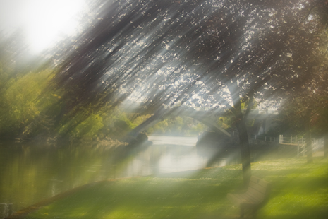 Impressionistic landscape photography for Abstract impressionism definition